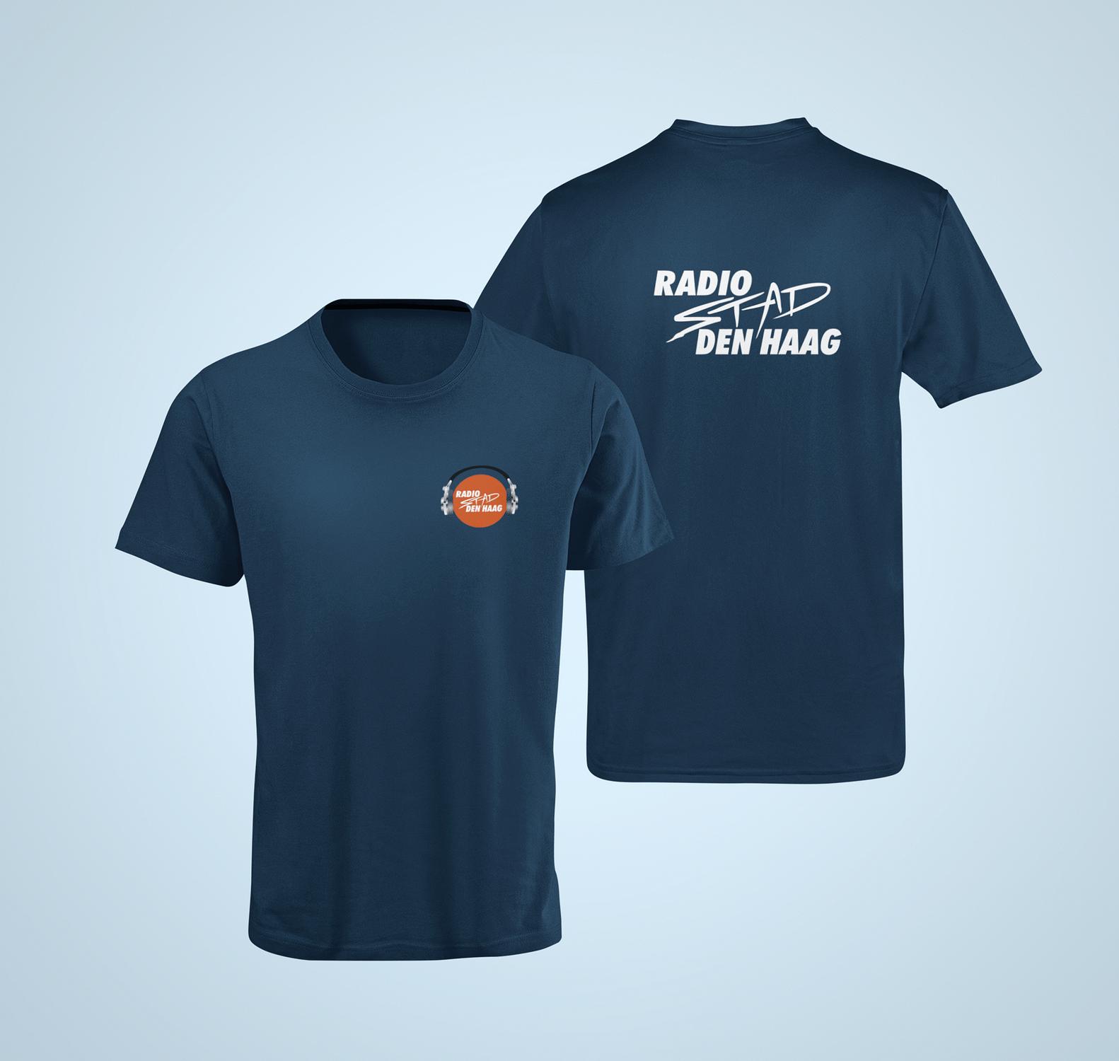 T-shirt-I-HEADPHONE-navy