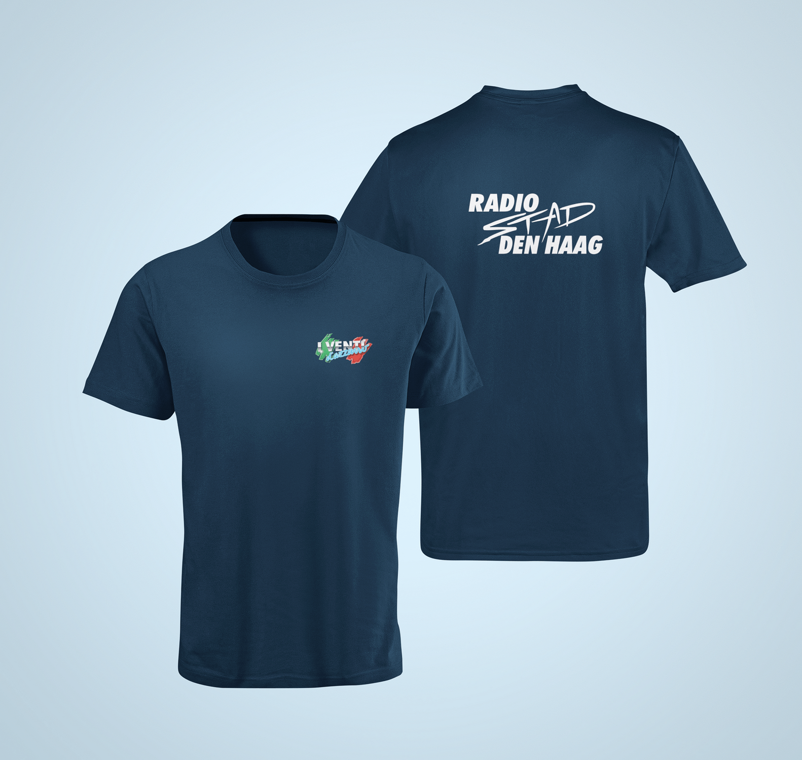 T-shirt-I-VENTI-DAZZURRO-navy