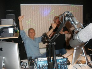 Herman in studio 2