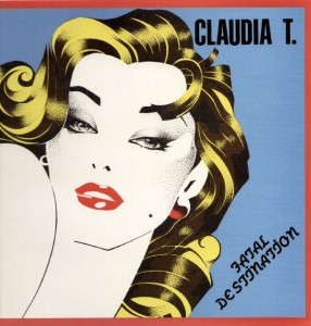 Claudia T. - Fatal Destination (Vocoder Version)