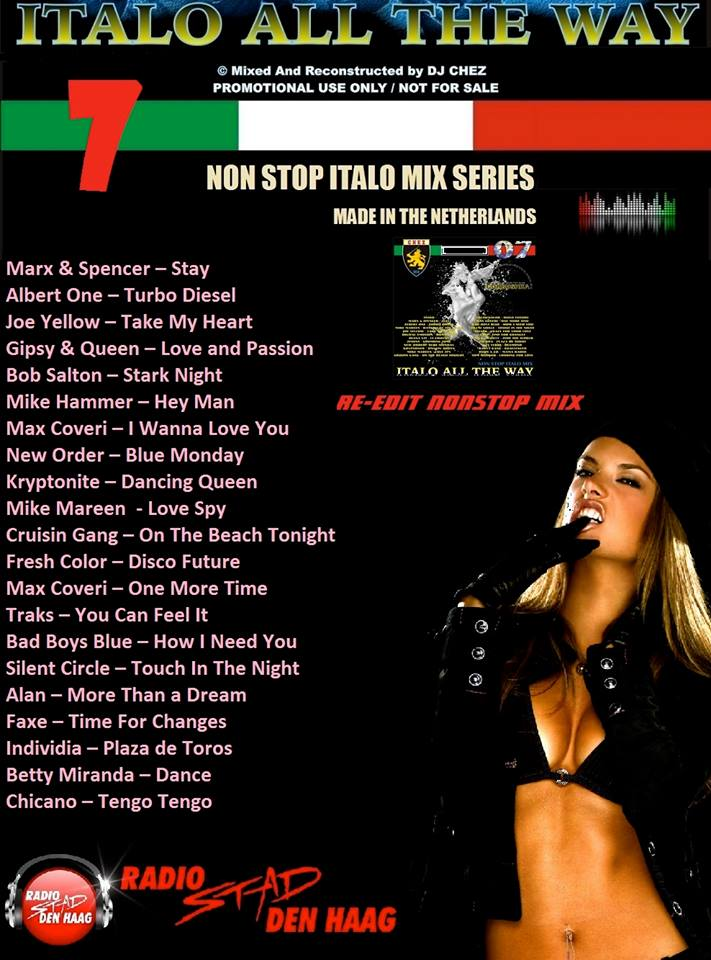 Italo all the way 7