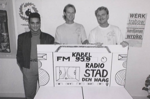 Jongerenradio Stad Den Haag Posthoorn 7-7-1988