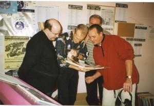 Radio Stad Reunie uitgezonden via NRG Delft (1997)