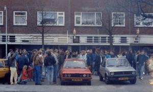 Stad Afscheid 1 januari 1988