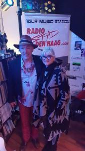 Alides Hidding (Time bandits) & Jody Pijper (voice of a.o. Sisley Ferre)